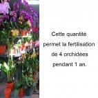 Pack 2 engrais organique spécial orchidée